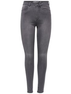 Only Jeans onlROYAL HIGH SK JEANS GREY PIM900 15106783 Medium Grey Denim