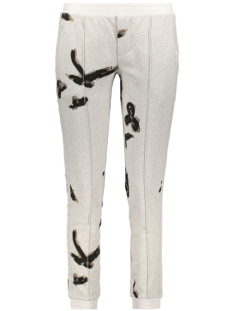 10 Days Broek 16WI003 LIGHT GREY MELEE