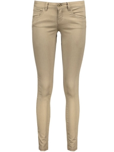 Only Broek onlLUCIA SL SKINNY PUSH UP PANT PNT 15130077 Desert Taupe