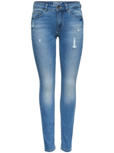 Only Jeans onlCARMEN REG  SK DNM JEAN BJ8191-1 15132438 Medium Blue Denim