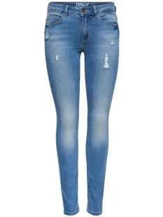 Only Jeans onlCARMEN REG  SK DNM JEAN BJ8191-1 15132438 Medium Blue Denim