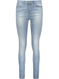 OBJSKINNYSALLY MW OBB215 NOOS 23023975 Light Blue Denim