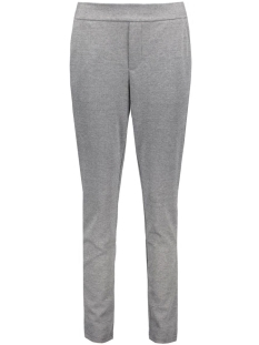 Vero Moda Broek VMELISSA ANCLE PANTS DNM 10172885 Light Grey Melange
