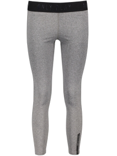 Only Play Sport broek onpDETTA 7/8 TRAINING TIGHTS 15125526 Medium grey melange