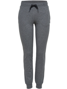 Only Play Sport broek onpLINA SWEAT PANTS - OPUS 15108842 Dark grey melange