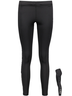Only Play Sport broek onpDRINA BRUSHED TRAINING TIGHTS 15125583 Black
