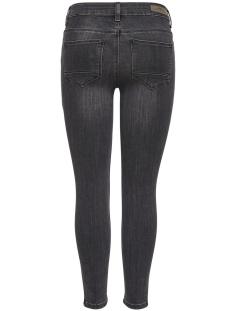 onlkendell ank zip grey dnm jns cre only jeans grey denim