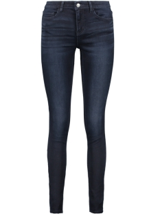 Pieces Broek PCFIVE BETTY JEGGINGS DBLD WASHED 17082326 Dark Blue Denim