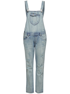 Only Jumpsuit onlKIM WITTY LOOSE DNM OVERALL BJ 15130694 Light Blue Denim