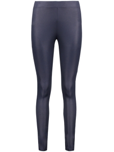 OBJMARDY COATED LEGGINGS 23023387 Sky Captain