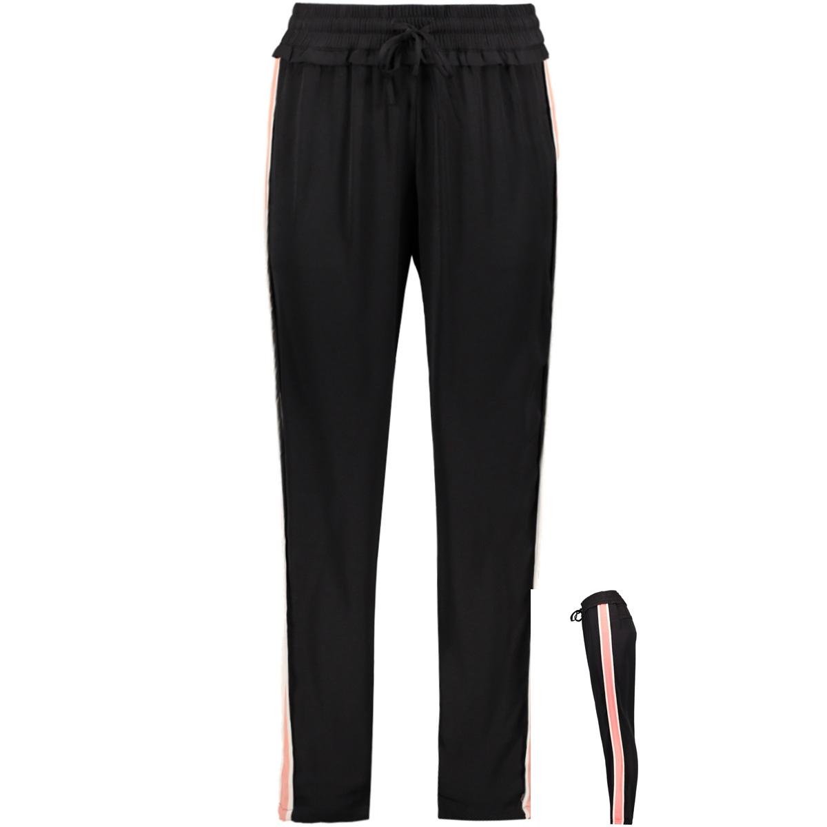 vmlolly nw pant d2-3 10178543 vero moda broek black/ desert sa