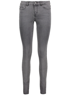 NMLUCY NW SLIM JEANS GU812 NOOS 10170902 Medium Grey Denim