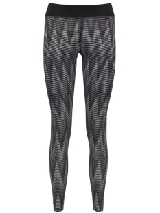 Only Play Sport broek onpDINA AOP TRAINING TIGHTS 15125314 Black
