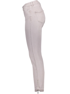 vmseven nw slim ankle tanja jeans m 10172558 vero moda jeans light grey denim