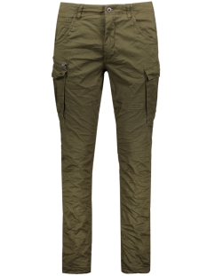 Jack & Jones Broek JJIPAUL JJCHOP WW OLIVE NIGHT NOOS 12117966 Olive Night