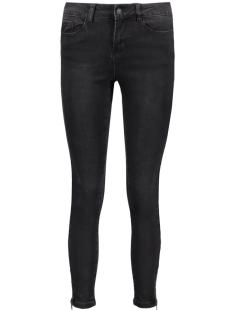 Vero Moda Jeans VMSEVEN NW SLIM ZIP ANKLE J GU199 N 10171039 Black