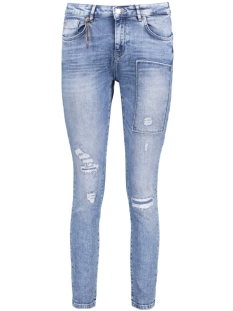 Only Jeans onlRELAX DNM JEANS REA15023 15129079 Light Blue Denim