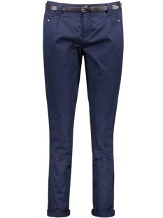 vmboni lw chino pants clr noos 10169631 vero moda broek navy blazer