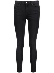 Pieces Jeans PCFIVE DELLY CROPPED JEANS BLK WASH 17080921 Black