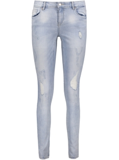 Only Jeans onlCARMEN REG SK DNM JEANS CRY824 15128843 Light Blue Denim