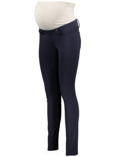 Mama-Licious Positie broek MLALBA JERSEY PANTS 20007245 Navy Blazer