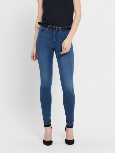 Only Jeans onlROYAL HIGH W.SKINNY JEANS PIM504 15097919 Medium Blue Denim