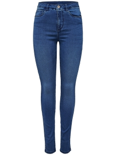 onlroyal high w.skinny jeans pim504 15097919 only jeans medium blue denim