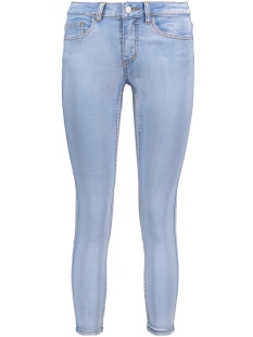 Pieces Jeans PCJUST JUTE  R.M.W. 7/8 LEGGING TY 17071497 Light Blue Denim