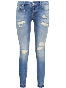 onlCARMEN REG ANKLE DNM JEANS REA91 15135897 Medium Blue Denim