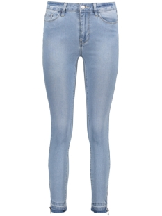 VMSEVEN NW SLIM ANKLE TANJA JEANS 10172558 Light Blue Denim