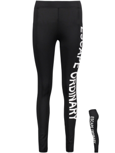 Jacqueline de Yong Legging JDYRUSH LEGGING JRS 15131688 Black/Escape