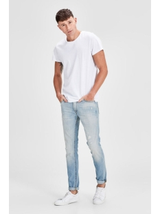 jjitim jjoriginal ge 957 noos 12116594 jack & jones jeans blue denim