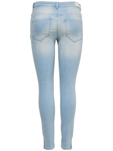 onlkendell reg  sk ankl jeans cre20 15141154 only jeans light blue denim