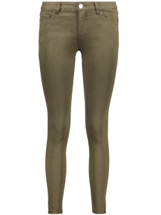 Vila Broek VICOMMIT RW 7/8 SUPER STRETCH COLOR 14039277 Ivy Green