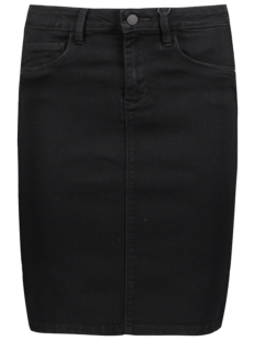 Only Rok onlRAIN PENCIL SKIRT PNT CRY6060 15135040 Black