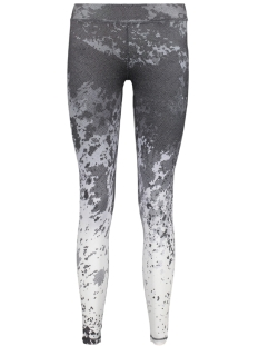 Only Play Sport broek onpBELLE AOP TRAINING TIGHTS 15125626 Ebony/Aop