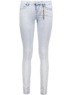 Vero Moda Jeans VMFIVE LW SLIM BLEACH JEANS 10176237 Snow White