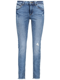 Pieces Jeans PCFIVE SALA ANKLE JEANS LBLD 17081565 Light Blue Denim