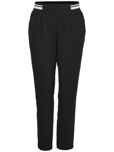 Jacqueline de Yong Broek JDYALBA PANT WVN 15132651 Black/Cloud Dancer
