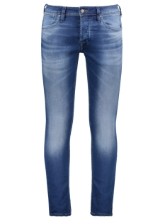 Jack & Jones Jeans JJIGLENN JJDASH GE 103 INDIGO KNIT 12122393 Blue Denim