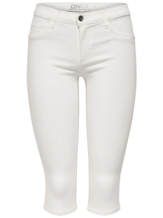 Only Broek onlRAIN REG SK KNICKERS PNT CRY9090 15138896 White