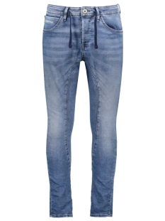 JJISIMON JJCLAY JOS 429 INDIGO KNIT 12122233 Blue Denim