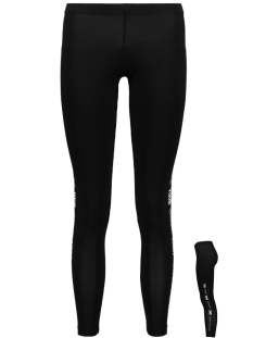 Only Play Sport broek onpVIBE JERSEY LEGGINGS 15131086 Black/White