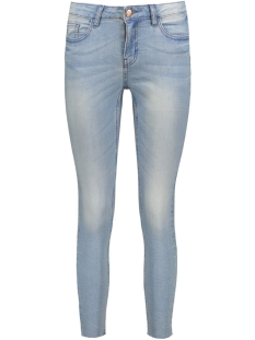 Jacqueline de Yong Jeans JDYSKINNY LOW AVRIL CROPPED JEANS D 15132129 Light Blue Denim