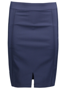 Vero Moda Rok VMVICTORIA HW ABOVE KNEE PENCIL SKIRT 10180498 Navy Blazer