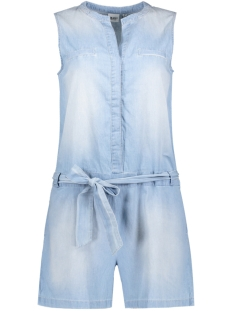 Object Jumpsuit OBJCANSAS S/L PLAYSUIT 91 23024622 Light Blue Denim