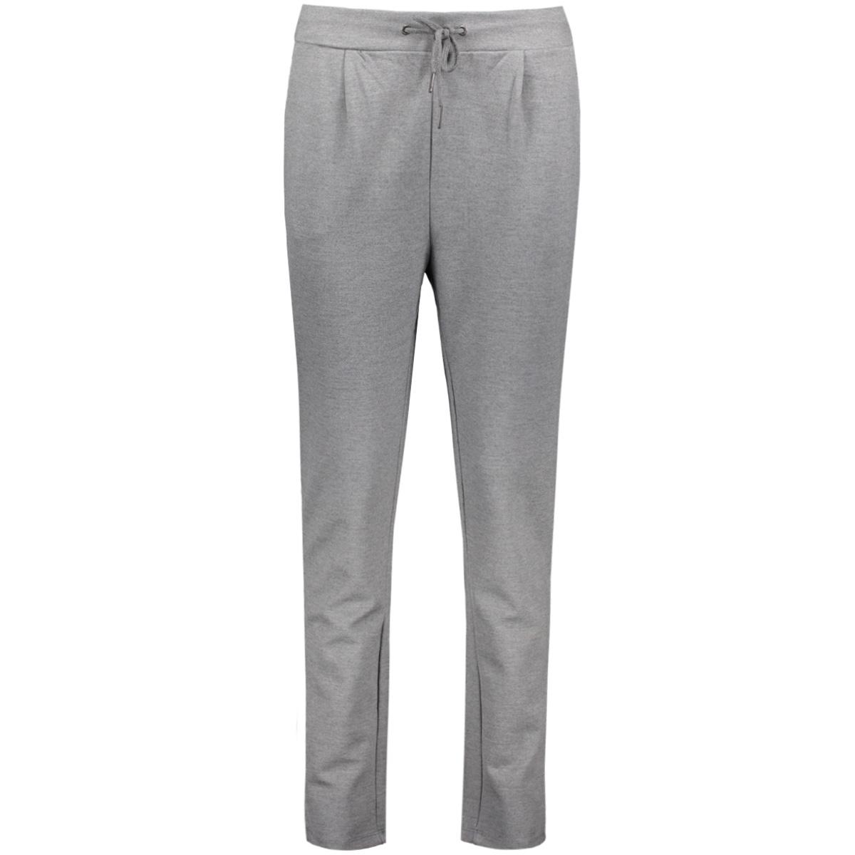 viclass pant-noos 14042278 vila broek medium grey melange