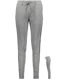Vila Broek VIZANZA SWEAT PANTS 14043365 Medium Grey Mel/Track in D