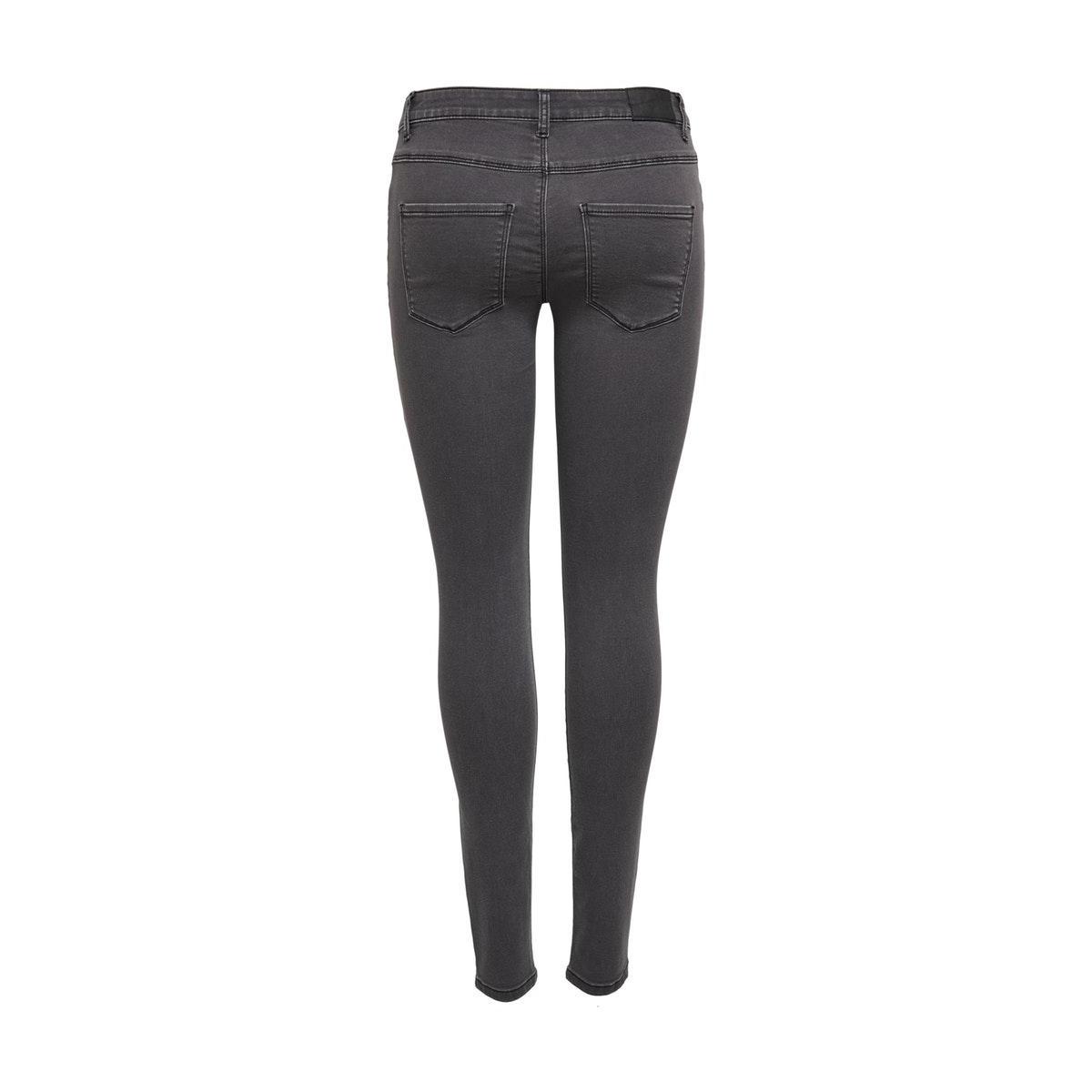 jdyskinny reg. ulle grey jeans dnm 15137729 jacqueline de yong jeans grey denim