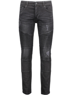 Only & Sons Jeans onsLOOM BLACK BIKER DESTROY 5276 EX 22005276 Black Denim